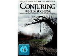 Conjuring Die Heimsuchung