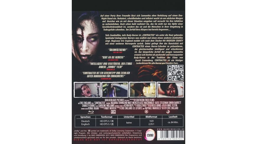 Contracted Uncut Edition