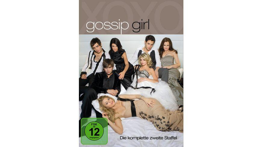 Gossip Girl Staffel 2 7 DVDs