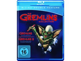 Gremlins 1 2 Die Collection 2 BRs