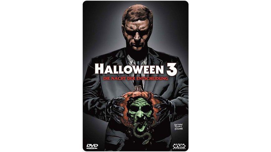 Halloween 3 Uncut Metal Pack