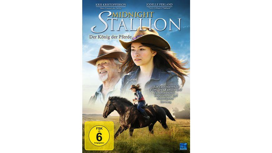Midnight Stallion Der Koenig der Pferde