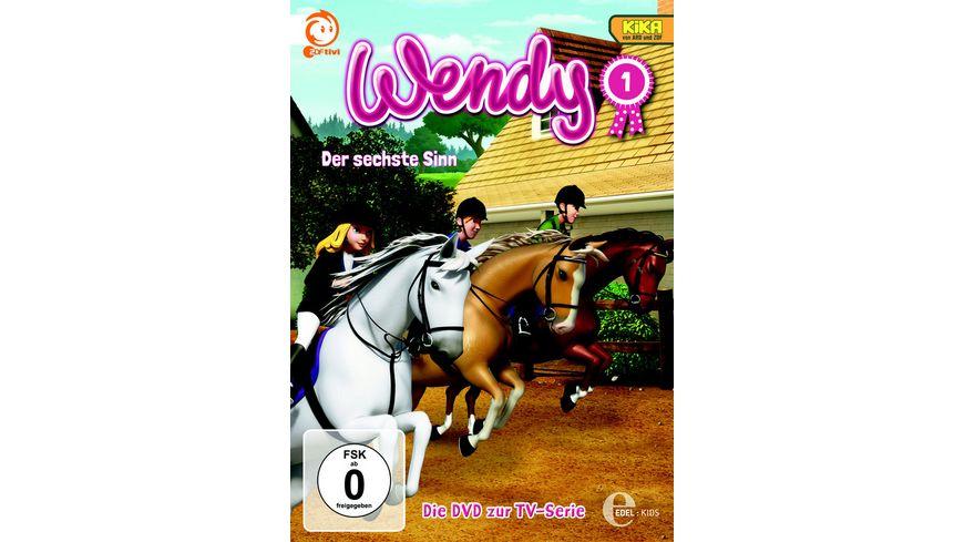 Wendy Folge 1 Der sechste Sinn