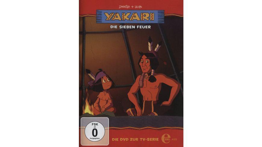 Yakari Folge 21 Die sieben Feuer