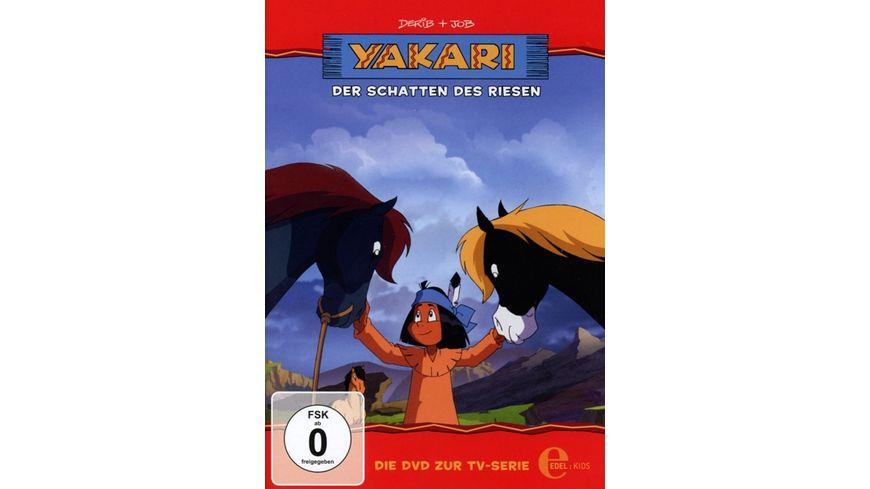 Yakari 23 Der Schatten der Riesen