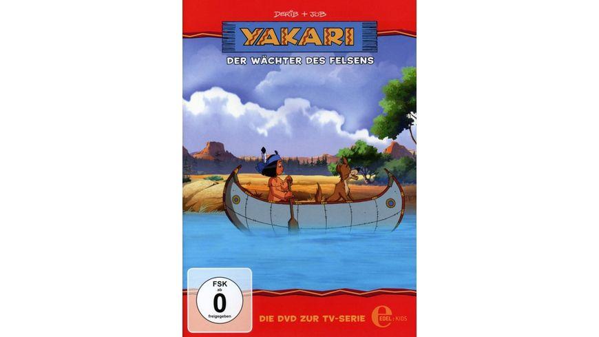 Yakari 24 Der Waechter des Felsens