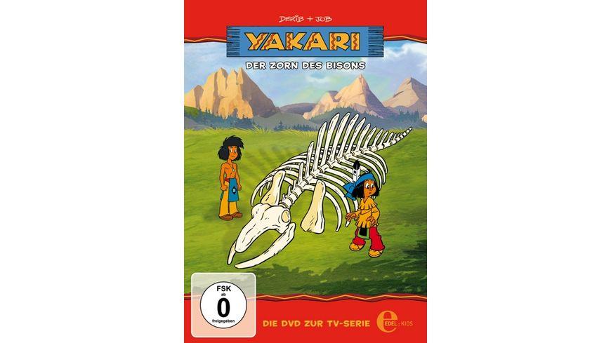 Yakari Folge 19 Der Zorn des Bisons