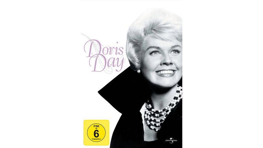 Doris Day Collection 3 DVDs
