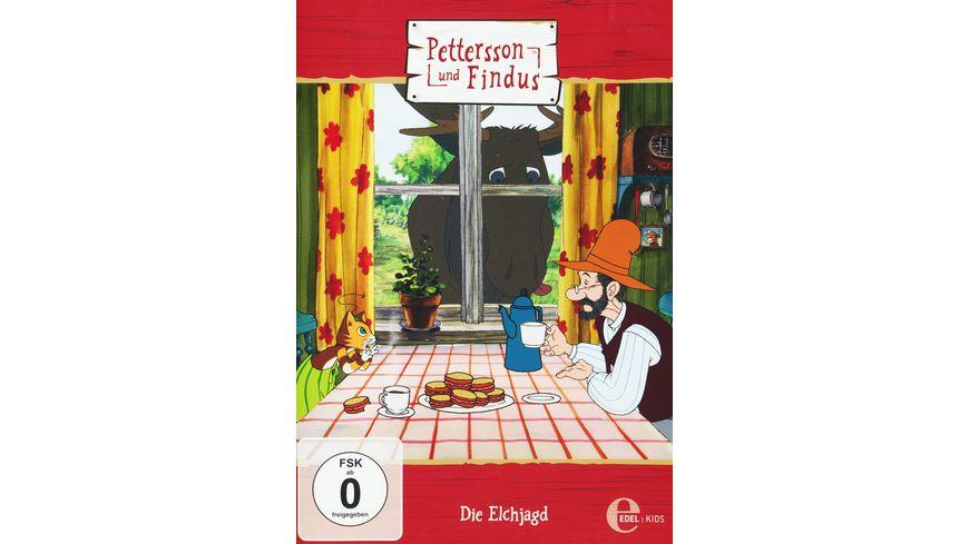 Pettersson und Findus Folge 4 Die Elchjagd