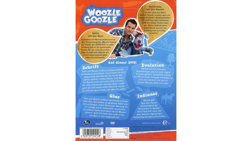 Woozle Goozle Folge 10 Glas Indianer