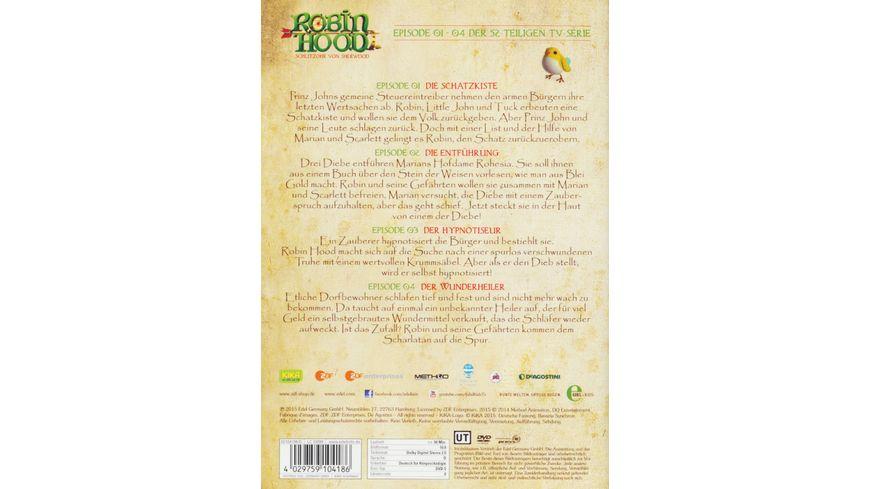 Robin Hood Schlitzohr von Sherwood Folge 1 Die Schatzksite