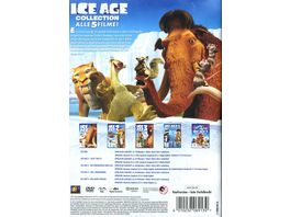 Ice Age Box Set Teil 1 5 5 DVDs