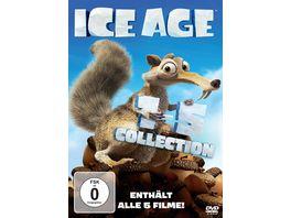 Ice Age Box Set Teil 1 5 5 DVDs