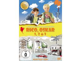 Rico Oskar Boxset 1 3 3 DVDs