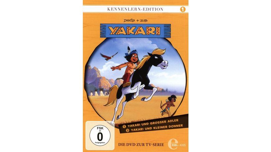 Yakari Kennenlern Edition 1 Yakari und Grosser Adler Yakari und kleiner Donner