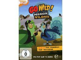 Go Wild Mission Wildnis Folge 15 Das Comeback der Truthaehne