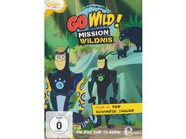 Go Wild Mission Wildnis Folge 16 Der schwarze Jaguar