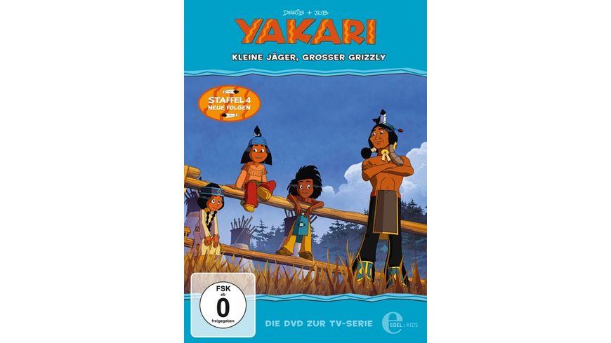 Yakari 29 Kleiner Jaeger grosser Grizzly