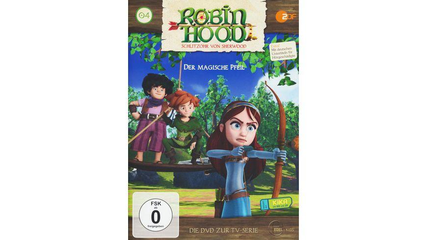 Robin Hood Schlitzohr von Sherwood Folge 4 Der magische Pfeil
