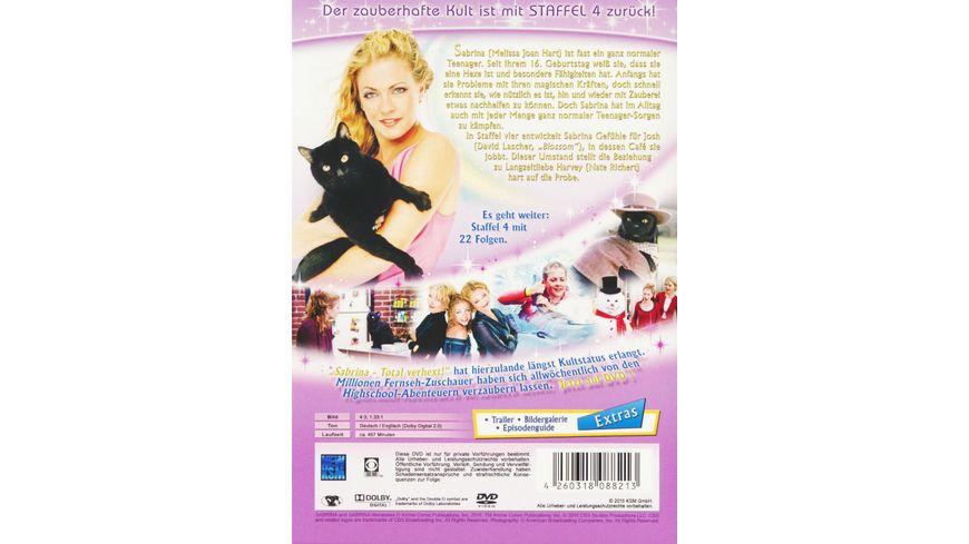 Sabrina Die komplette Staffel 4 4 DVDs