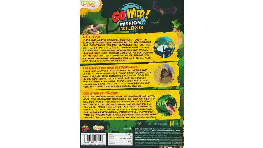 Go Wild Mission Wildnis Folge 12 Haialarm