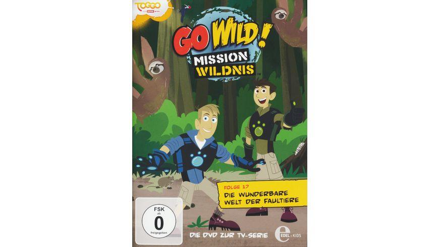 Go Wild Mission Wildnis Folge 17 Die wunderbare Welt der Faultiere