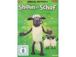 Shaun das Schaf Specail Edition 4 SE 4 DVDs