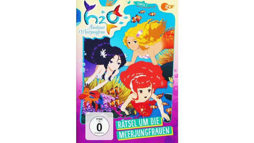 H2O Abenteuer Meerjungfrau Vol 5 Raetsel um die Meerjungfrauen