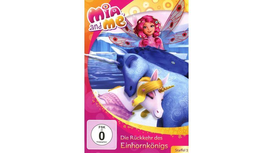 Mia and Me Staffel 2 11 Die Rueckkehr des Einhornkoenigs