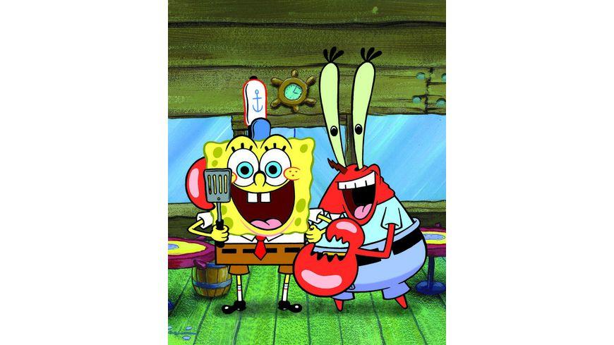 SpongeBob Schwammkopf Schwamm sucht Arbeit