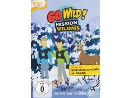 Go Wild Mission Wildnis Folge 20 Borstenkaninchen im Schnee