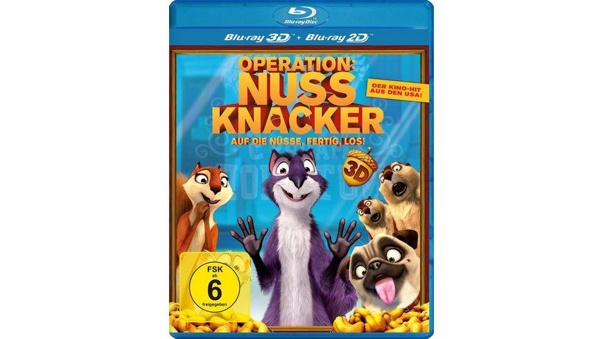 Operation Nussknacker inkl 2D Version