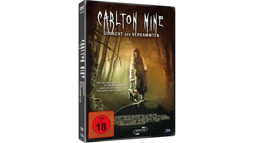 Carlton Mine Schacht der Verdammten