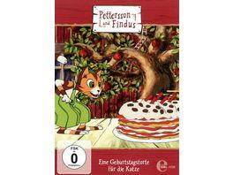 Pettersson und Findus Folge 1 Eine Geburtstagstorte fuer die Katze