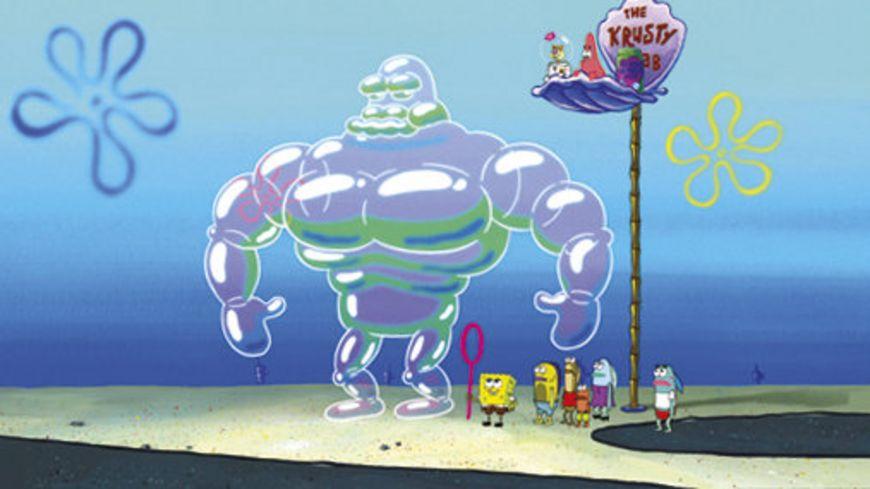 SpongeBob Schwammkopf Es kam aus der Goo Lagune