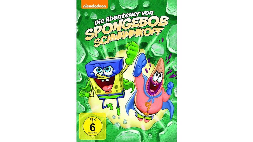 SpongeBob Schwammkopf Die Abenteuer von SpongeBob Schwammkopf
