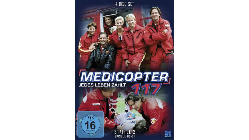 Medicopter 117 Staffel 2 4 DVDs