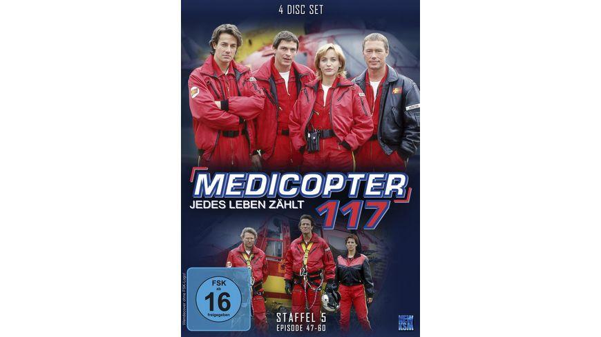 Medicopter 117 Staffel 5 4 DVDs