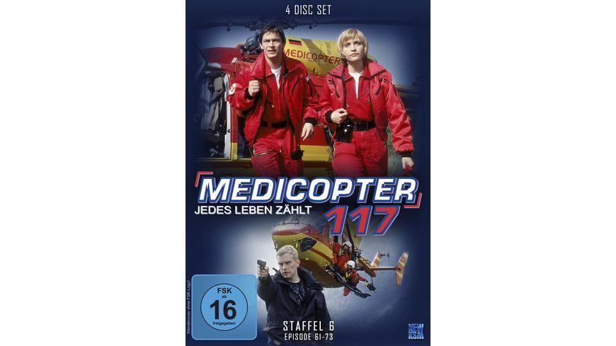 Medicopter 117 Staffel 6 4 DVDs