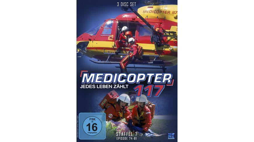 Medicopter 117 Staffel 7 4 DVDs