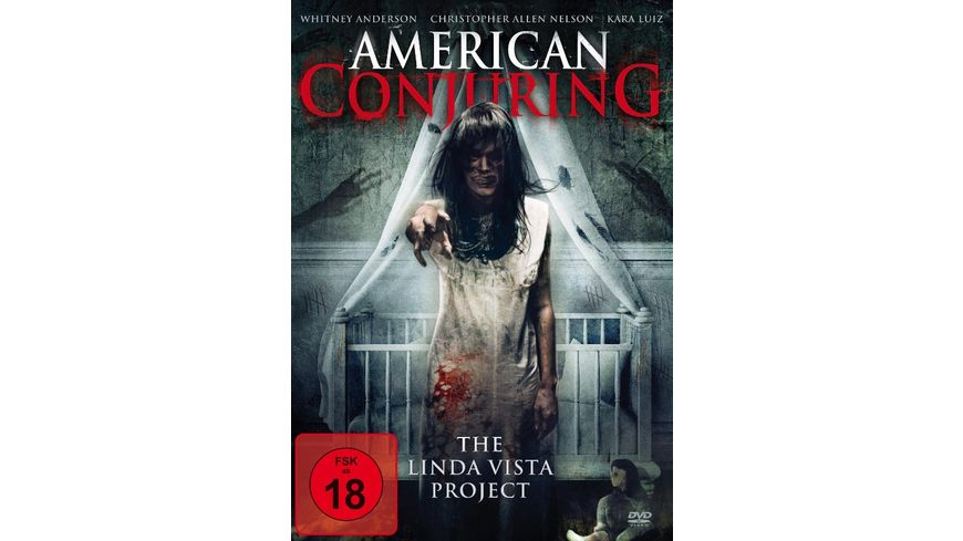 American Conjuring The Linda Vista Project