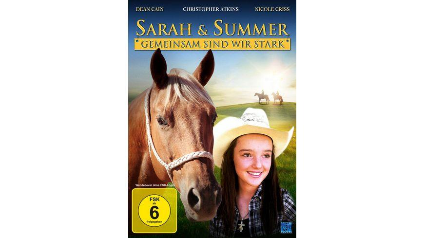 Sarah und Summer Gemeinsam sind wir stark
