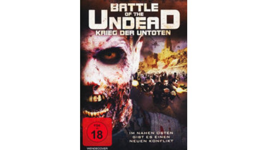 Battle of the Undead Krieg der Untoten Uncut