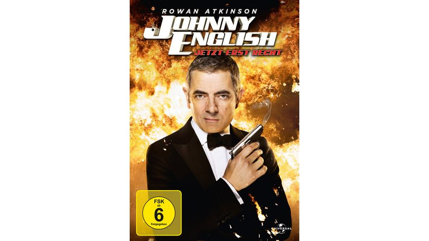Johnny English Jetzt erst recht
