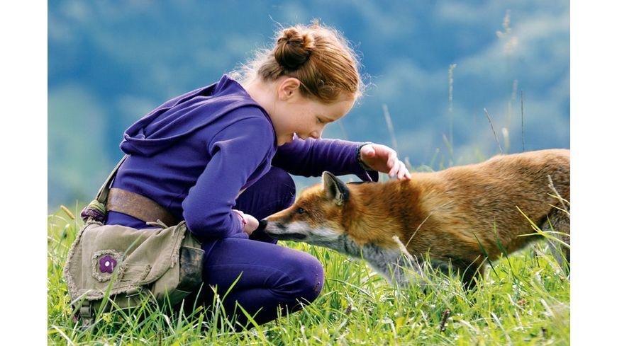 Der Fuchs und das Maedchen