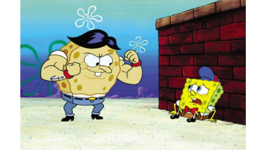 SpongeBob Schwammkopf Ostern mit SpongeBob 3 DVDs
