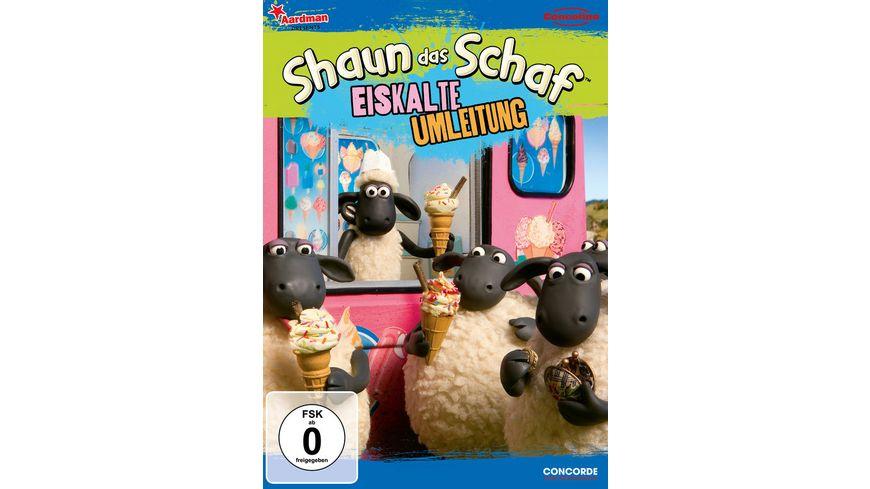 Shaun das Schaf Eiskalte Umleitung