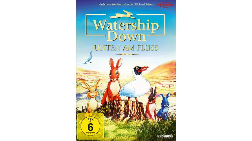Watership Down Unten am Fluss