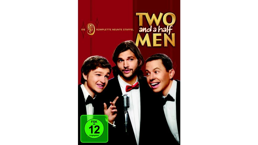 Two and a Half Men Staffel 9 3 DVDs