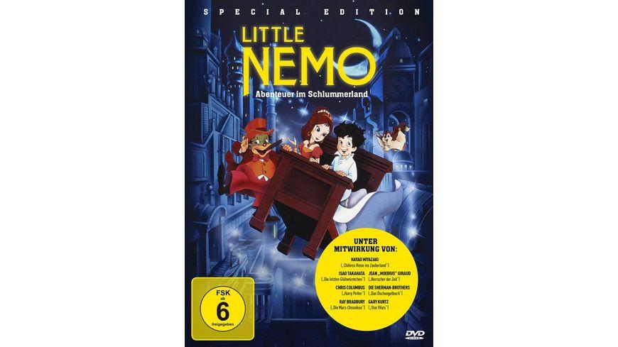 Little Nemo Abenteuer im Schlummerland SE